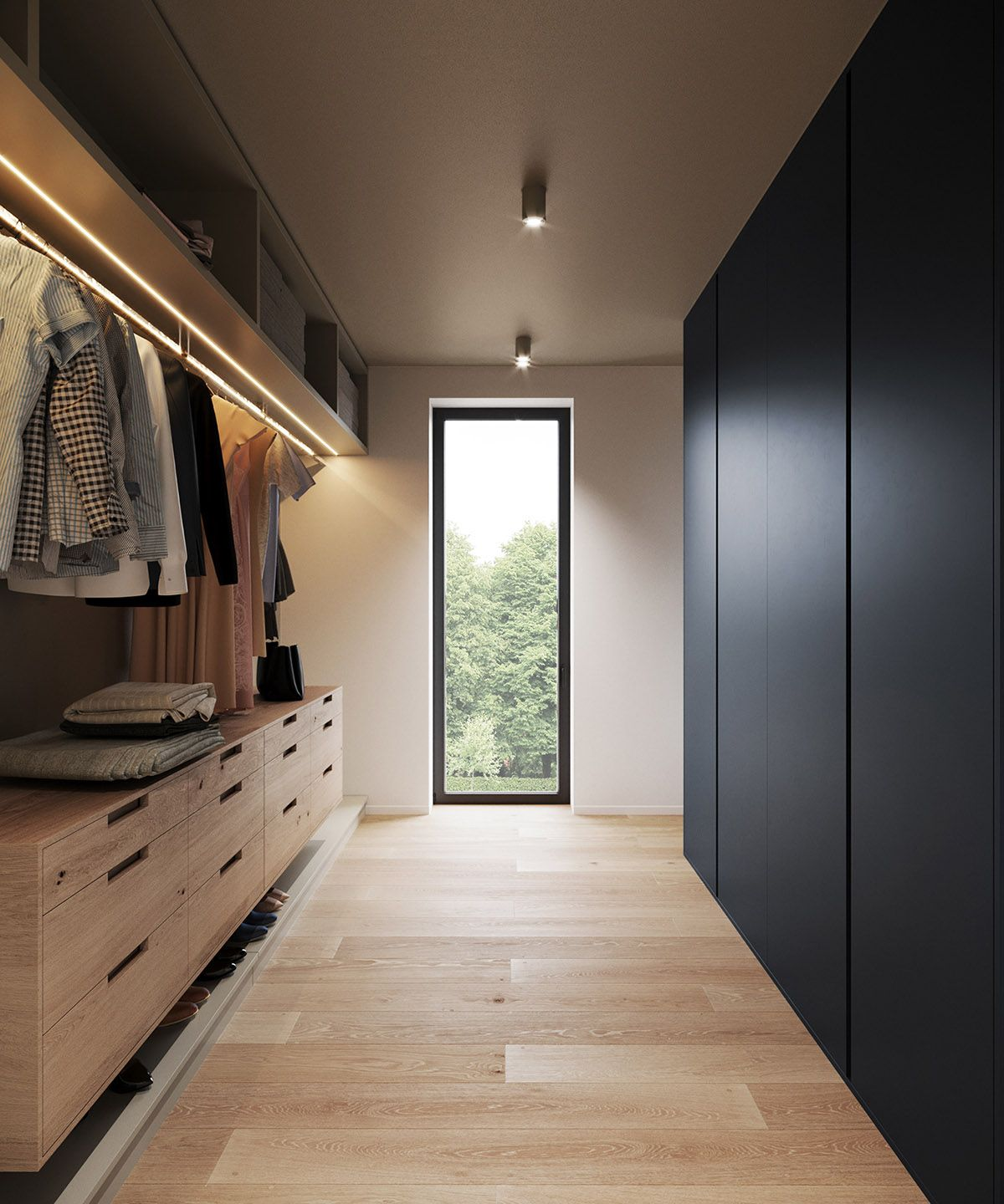 Minimalist Home Interior: A Minimalist Home: Earthy, Modern & Masculine