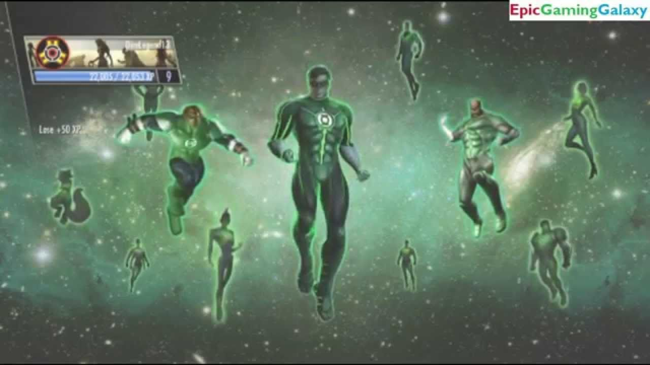 Green Lantern Vs Scorpion In A Injustice Gods Among Us Ultimate Edition Match Battle Fight This Green Lantern Corps Green Lantern Green Lantern Characters