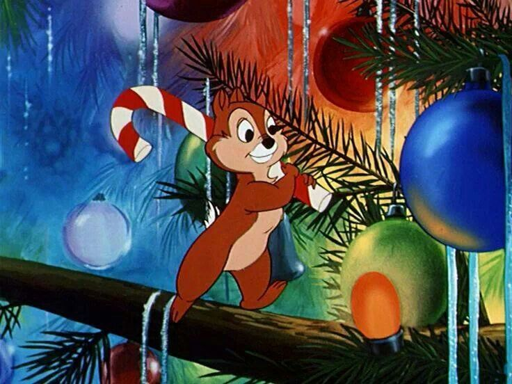 Preparation De Noel Chipmunks Christmas Penn Foster Bemorefestive Disney Merry Christmas Christmas Paintings Mickeys Christmas Carol