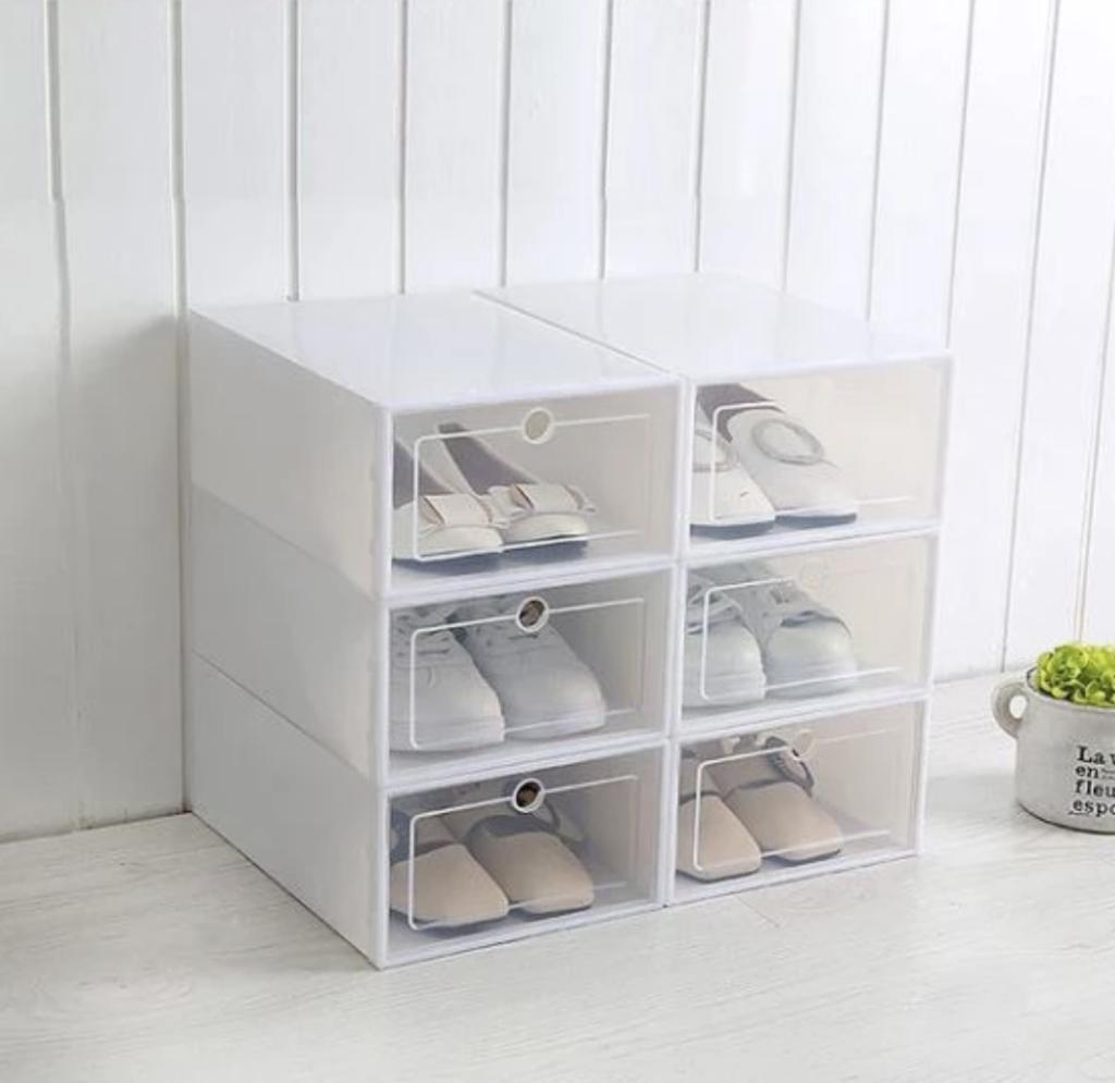 Boites De Rangement Pour Chaussures Lot De 3 Meuble Chaussure Boite De Rangement Rangement