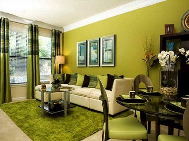 Wohnzimmer Grüne Farbe Ideen - Wir hochgeladen, dieser ...