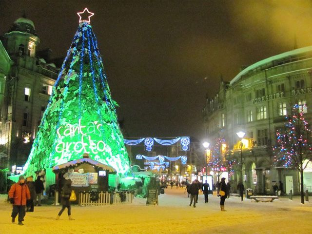 Sheffield Christmas Markets 2015 - Sheffield Christmas Markets 2015 Christmas Around The World