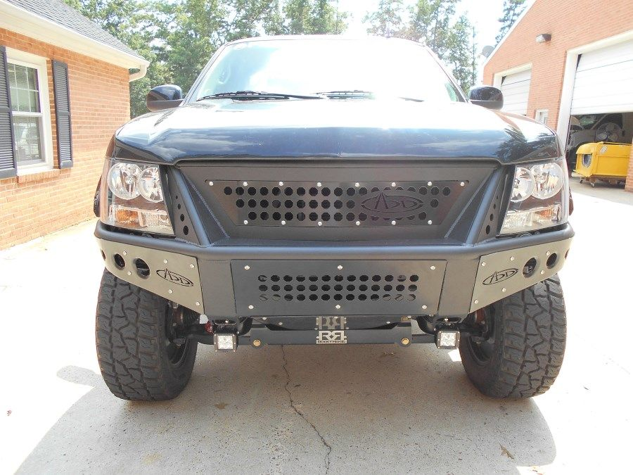 2007 2014 chevy tahoesuburbanavalanche stealth front bumper w custom chevy tahoe bumper custom truck bumperscustom trucks20 light bar2014 aloadofball Gallery