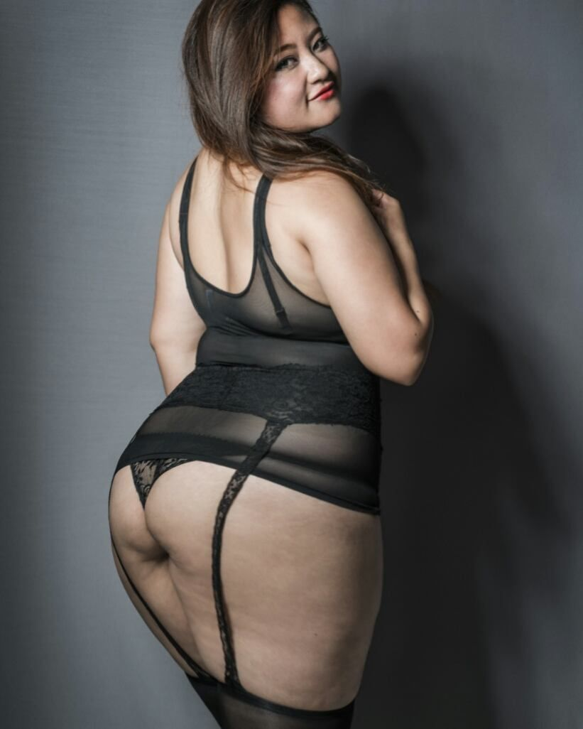i love big big butt. !!! lol #plussize #plussizemodel #model #ass