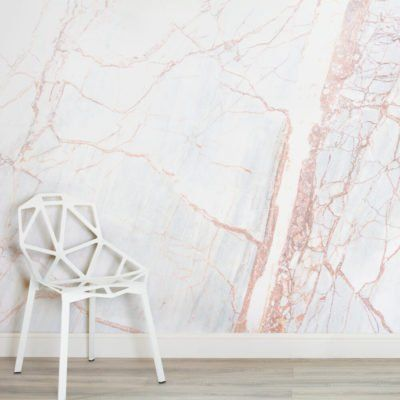 Deep Blue Clouded Marble Wall Mural Wall murals, Marbles and - küche selbst bauen