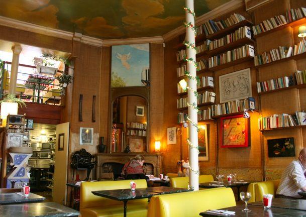 La Fourmi Ailée paris: 10 places to have un café   paris   pinterest   paris travel