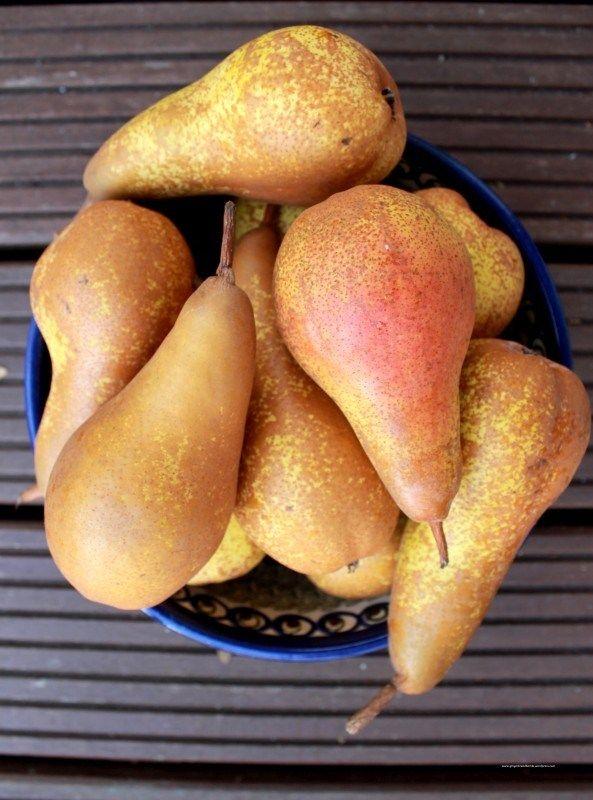 Geschenke aus der Küche Birnenmus Happiness blog - küche zum verschenken