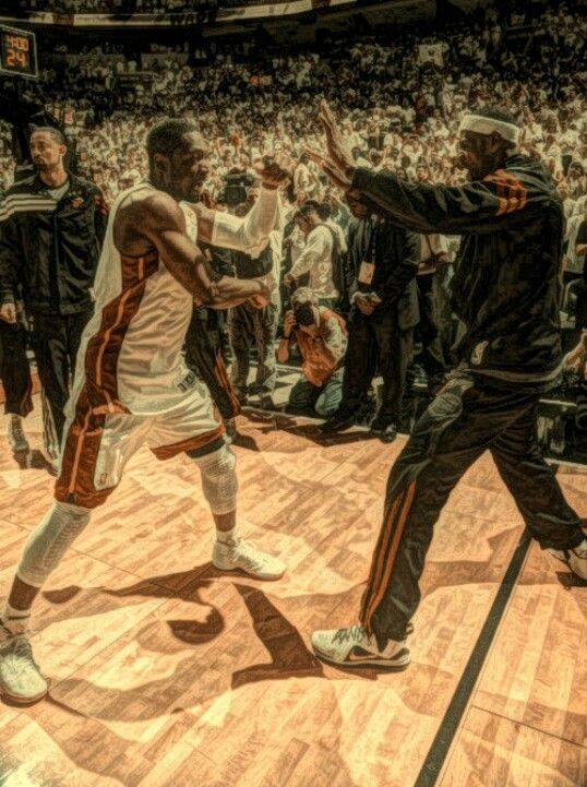 Dwayne Wade & LeBron James Pregame Ritual New Hip Hop Beats Uploaded EVERY SINGLE DAY  http://www.kidDyno.com