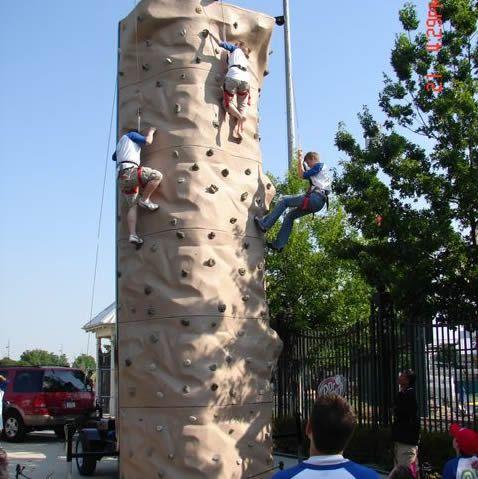 All Around Amusements Portable Rock Climbing Wall Rental Rock Climbing Wall Climbing Wall Indoor Climbing