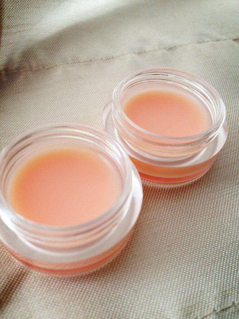 """Little pots of """"La Balmba Rosa"""""""