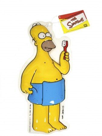 Perfect The Simpsons Homer im Bad Wanddeko Merchandise aus Film