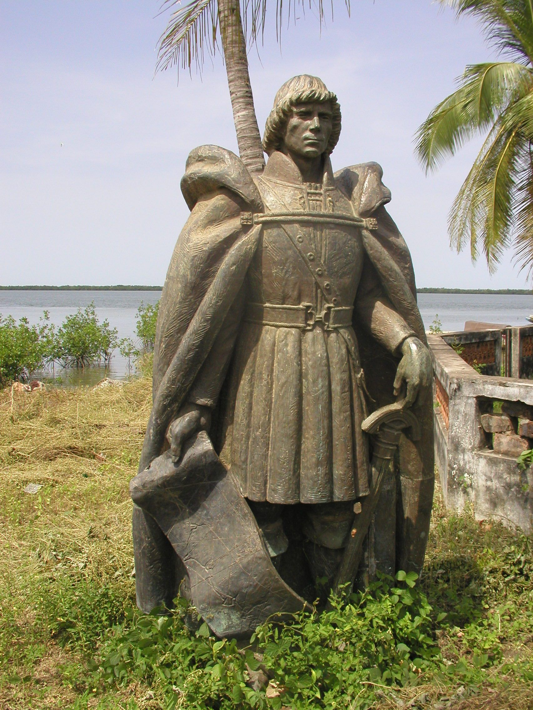 Nuno Tristão. Portuguese explorer and slave trader, active in the early 1440s, traditionally thought to be the first European to reach the region of Guinea