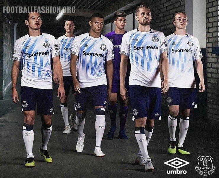 07489155b5 everton-fc-2018-2019-umbro-third-kit | дресови | Everton fc, Everton ...