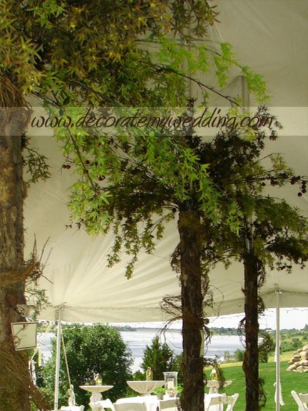 DECORATE MY WEDDING Copper And Cinnamon Wedding Reception Decorations Themed