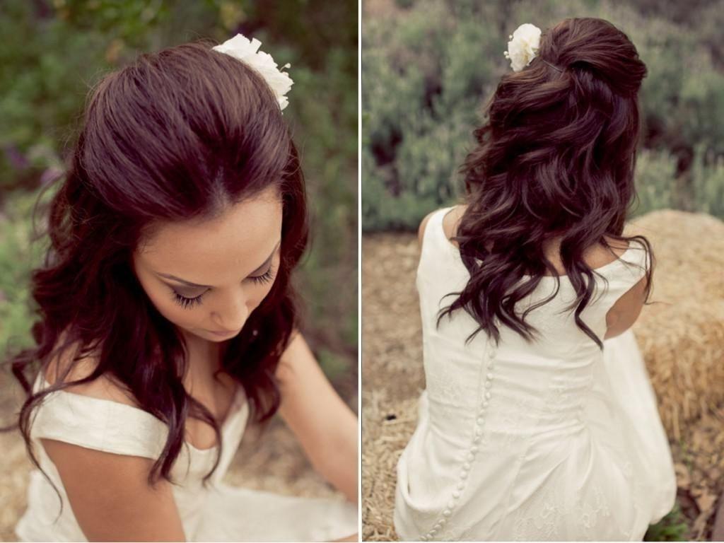 Bridesmaid hairstyle medium hair wedding hairstyles for medium