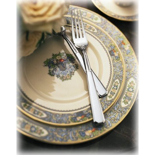 Elegant Tableware For Dining Rooms With Style: Autumn-Lennox Our China Pattern, Still Love It Dearly