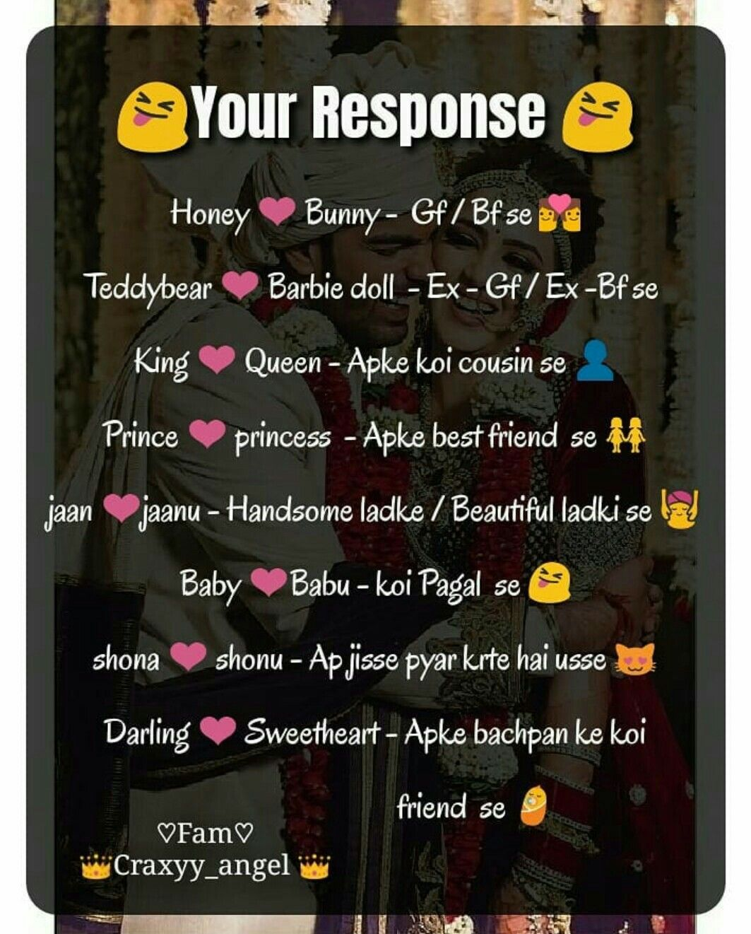 Pin By Lopita On Games Funny Questions Sweet Games Crazy Girl Quotes