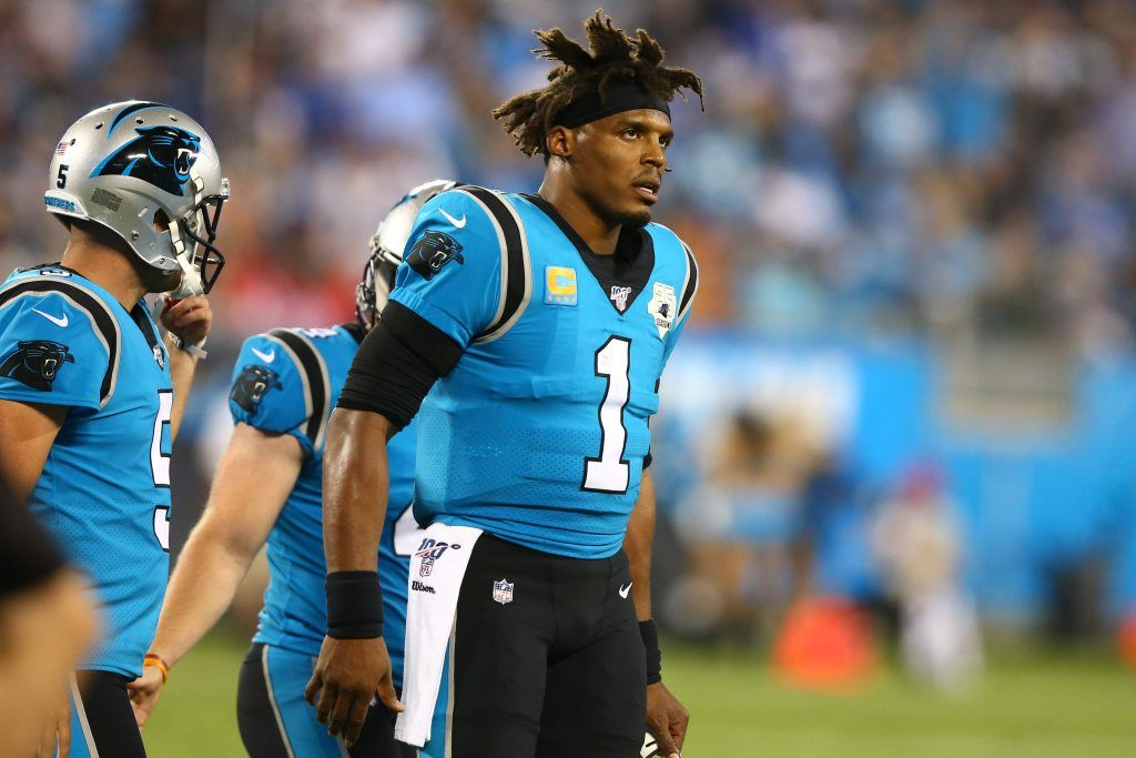 Cam Newton Sparks Panthers Trade Rumors With Cryptic Instagram Post National Football League News Cam Newton Has Sat Atop The In 2020 Nfl News Carolina Panthers Nfl