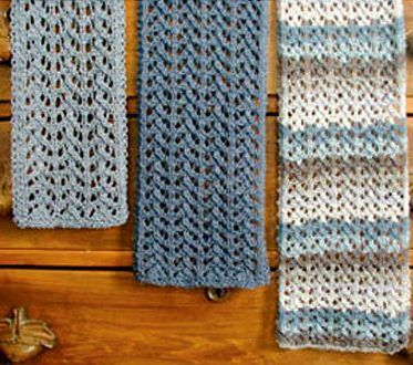 Knitting Pattern For Easy Lace Scarves This Easy And Easy Lace