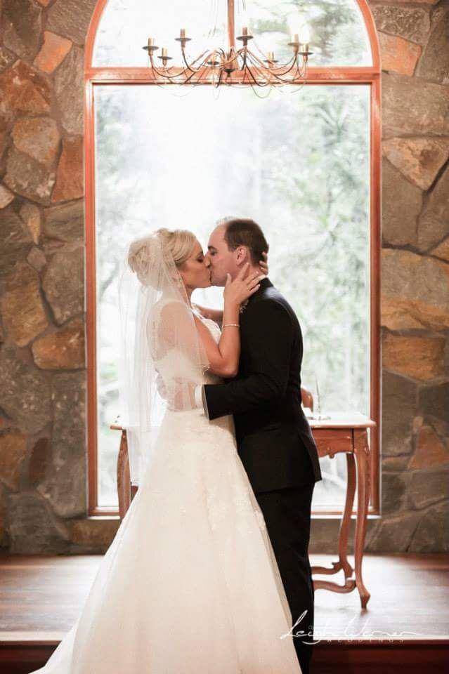 Leigh Warner Photography At Gold Coast Hinterland Wedding Venue