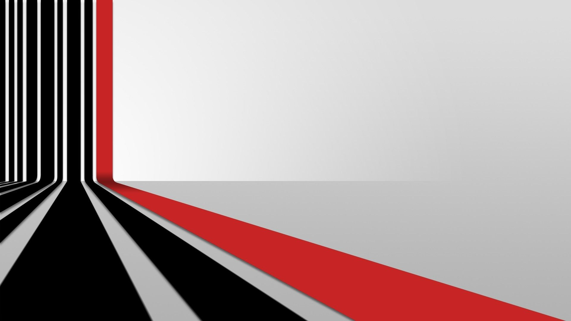 Simple Background Artwork Lines Abstract White Red Black Minimalism Selective Coloring Digital Art Abstract Abstract Wallpaper Red And White Wallpaper