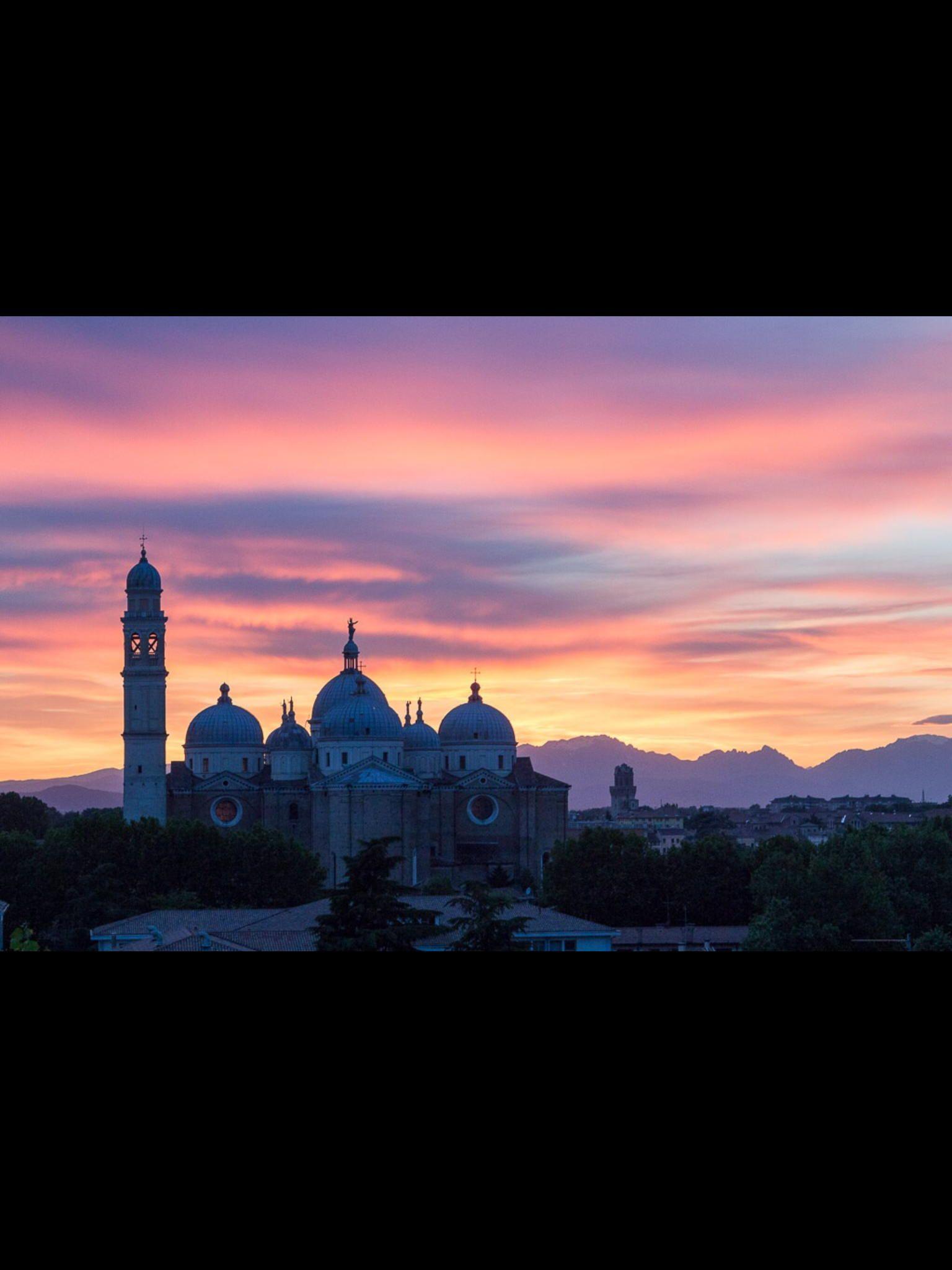 Basilica Santa Giustina Italy Padua by Stefano Peroni on 500px
