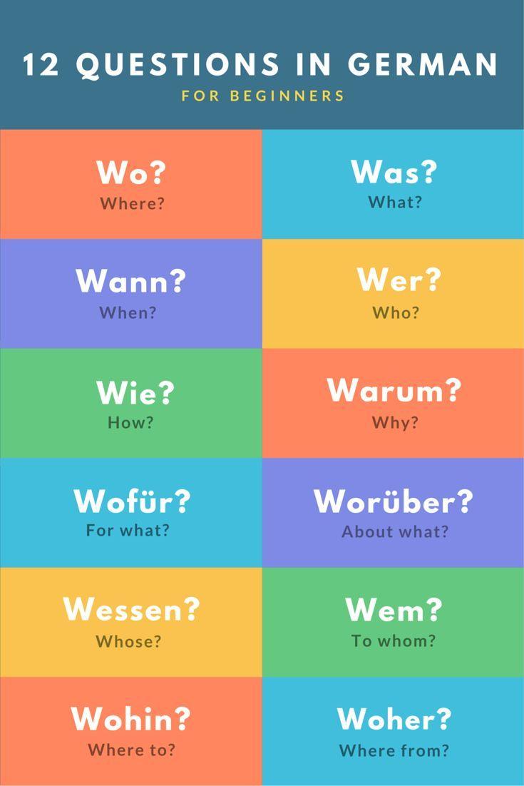 Deutsch.ie on | German | Pinterest | German language, Language and ...
