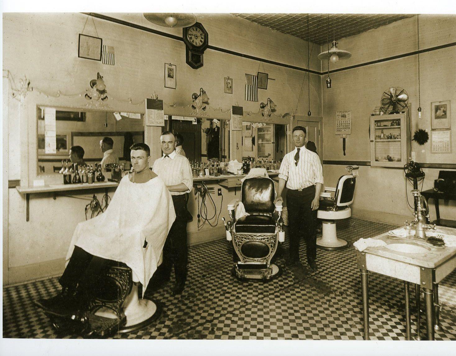 Barber Shop Sink Ebay Friseursalon Vintage Shops