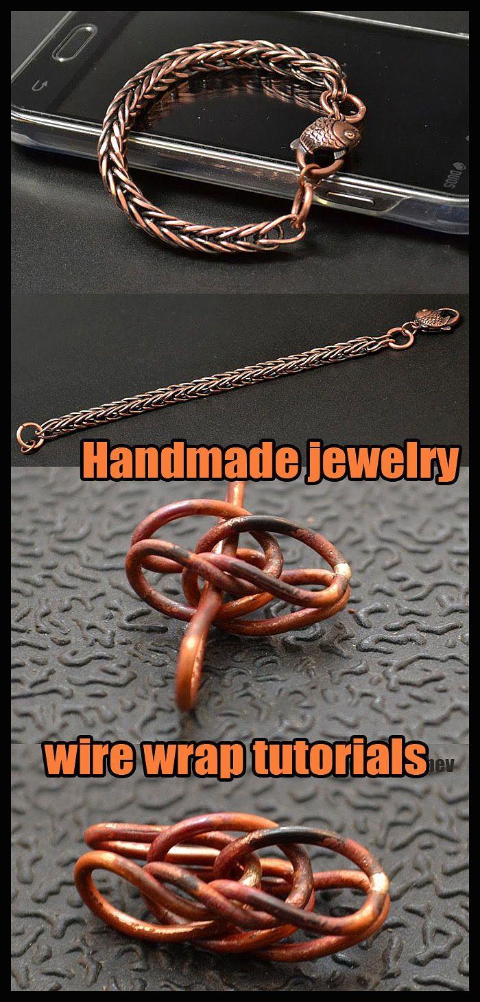 Photo of Chain Making Tutorial. Handgemachtes Armband.