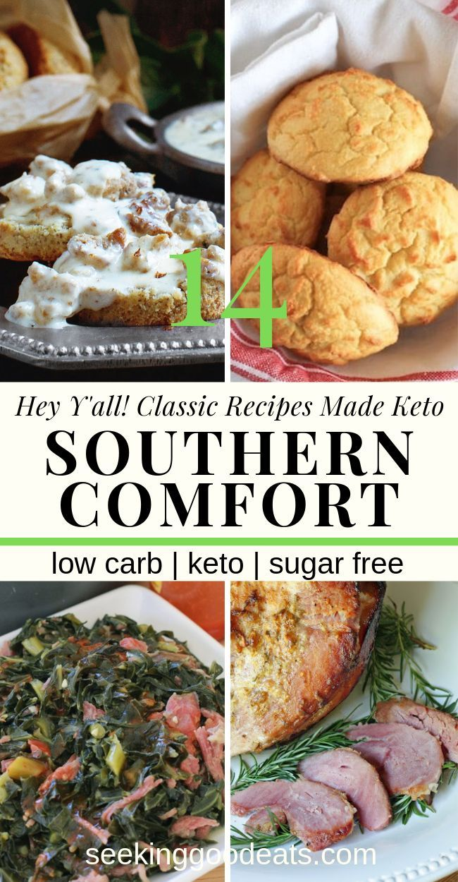 Photo of Low Carb and Keto Southern Classic Recipes