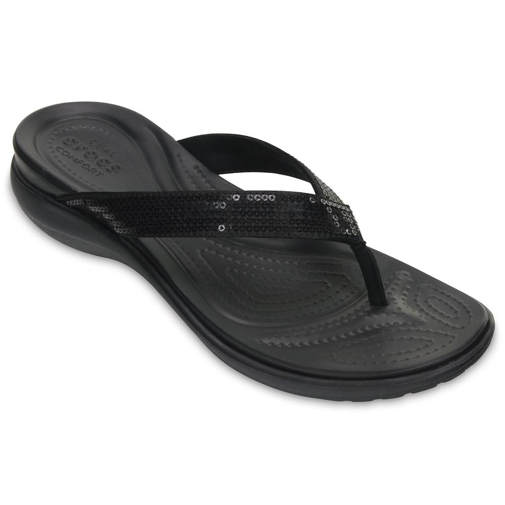 efab2980ddef Crocs Capri V Women s Sequin Sandals