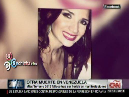 Otra Muerte En Venezuela #Video