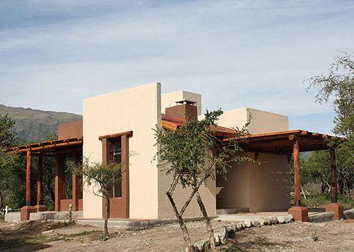 Casas criollas caba as ayekan ruca portal de for Portal de arquitectos casa de campo