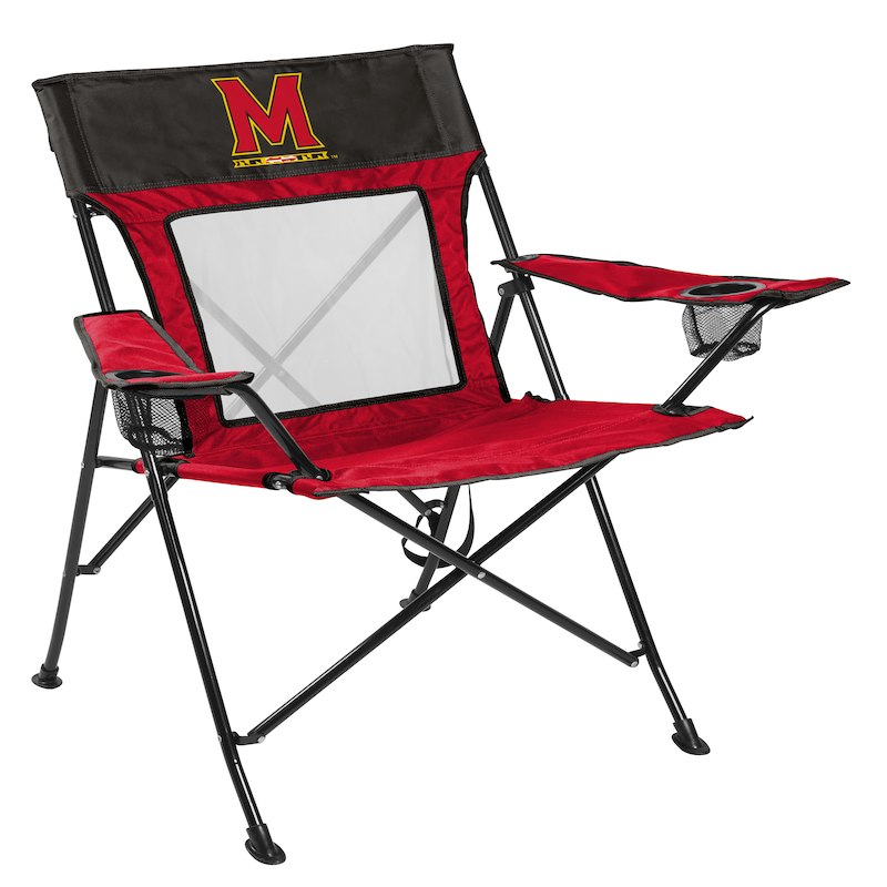 Maryland Terrapins Rawlings Game Changer Tailgate Chair Tailgate