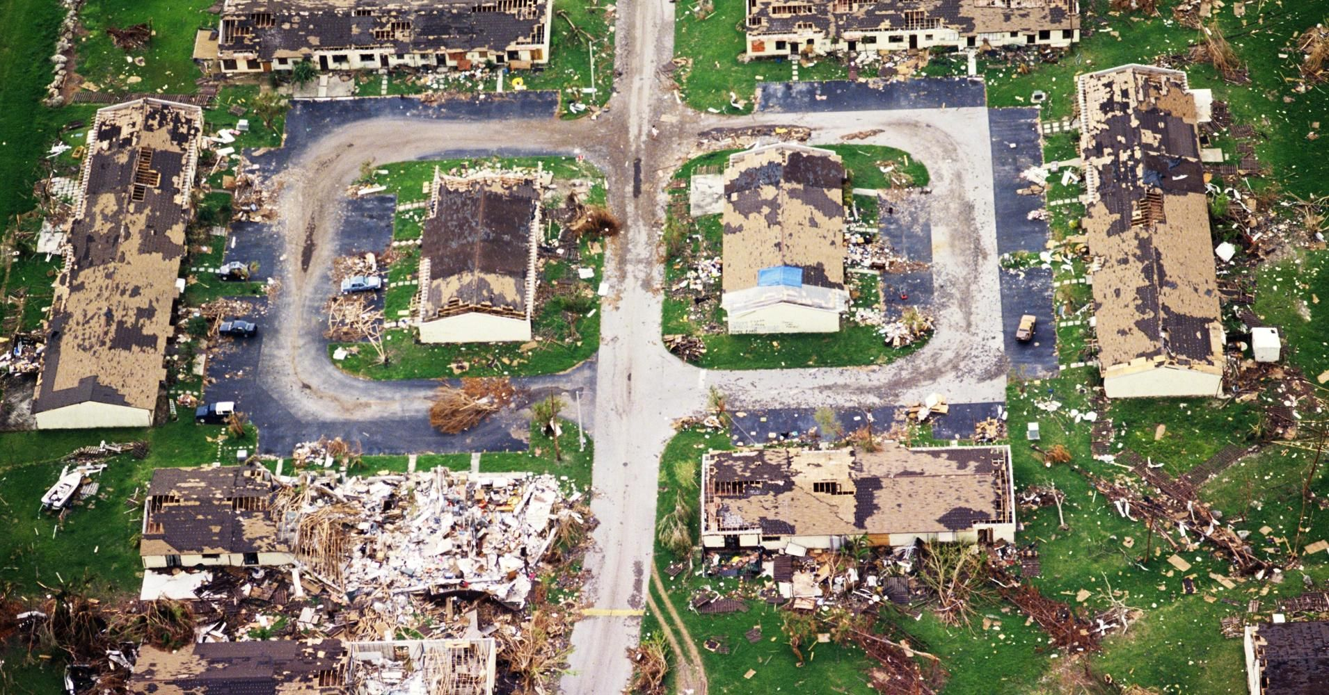 A Staggering Swath Of Newly Built South Florida Homes Lie In Irma S Path Hurricane Andrew Florida Home Margate