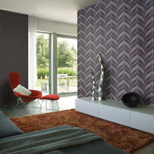 wall paper for bathroom modern eco friendly wallpaper grey leaf