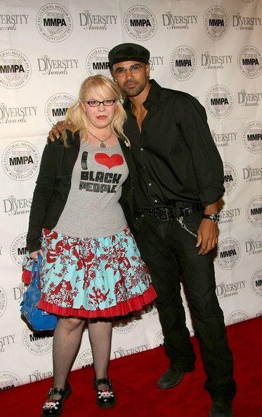 Kirsten Vangsness And Shemar Moore Hookup