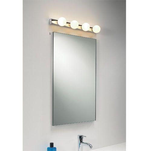 Bulbs Bathroom Mirror Lights