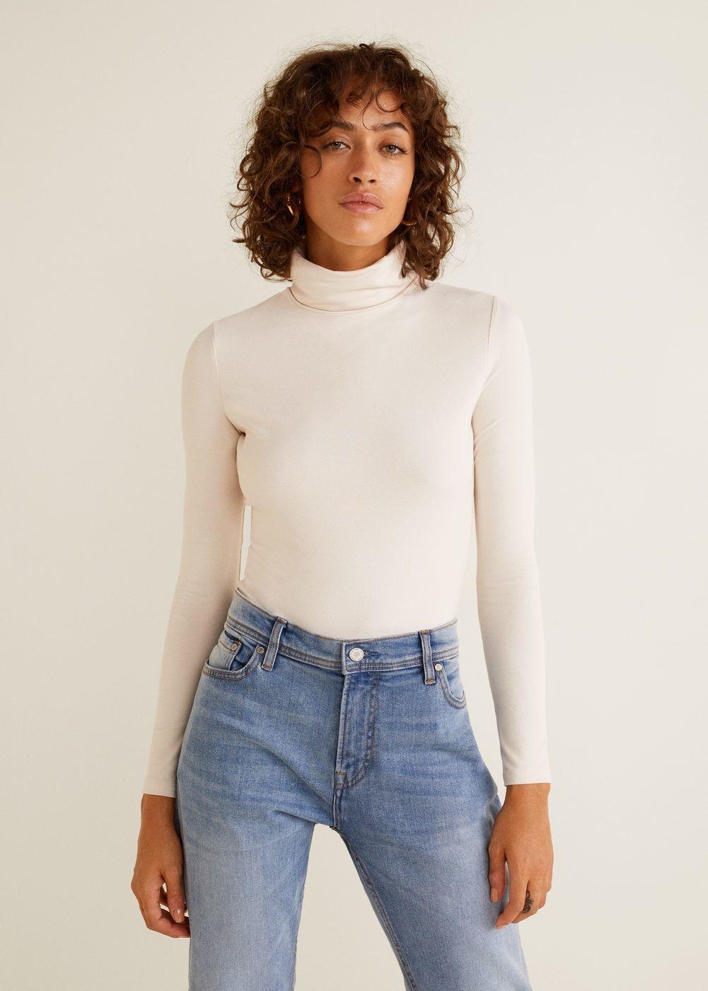 674e1158cfdaba Turtleneck body - Woman