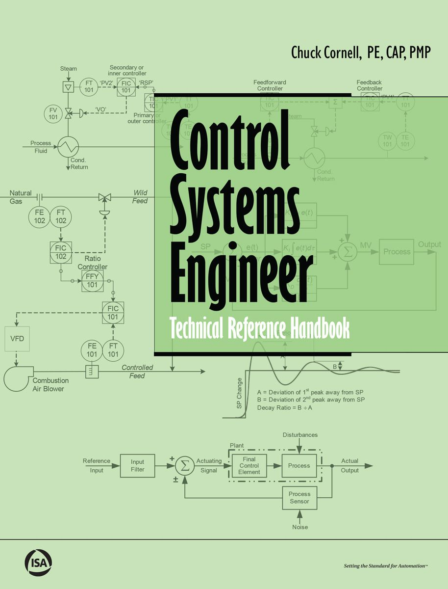 hight resolution of control systems engineer technical reference handbook by chuck cornell p e cap pmp this
