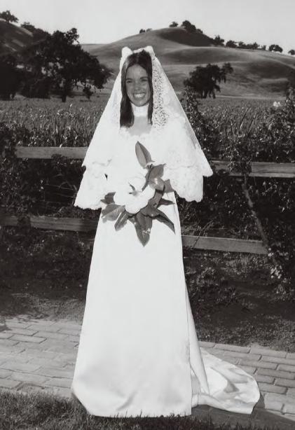 Edie Sedgwick on her Wedding Day - Almost Famous - Oct/Nov 2006 - Santa Barbara Magazine