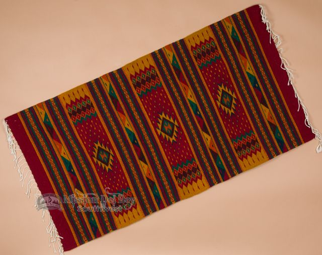 Extra Fine Zapotec Indian Southwestern