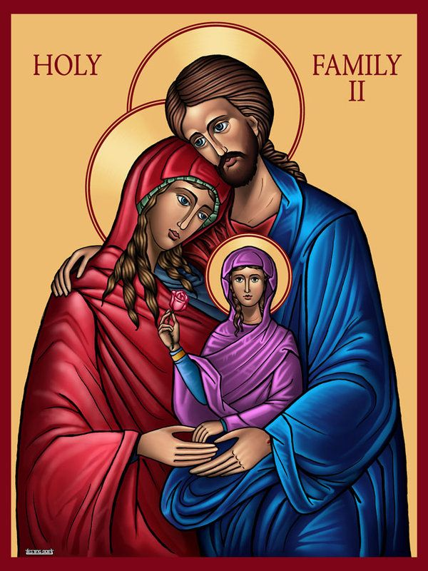 Image result for holy family II