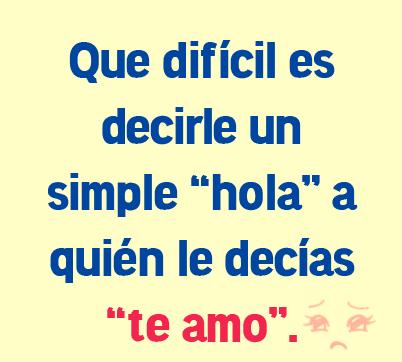 Frases Tristes Para Ex El Amor De Mi Vida Pinterest Amor