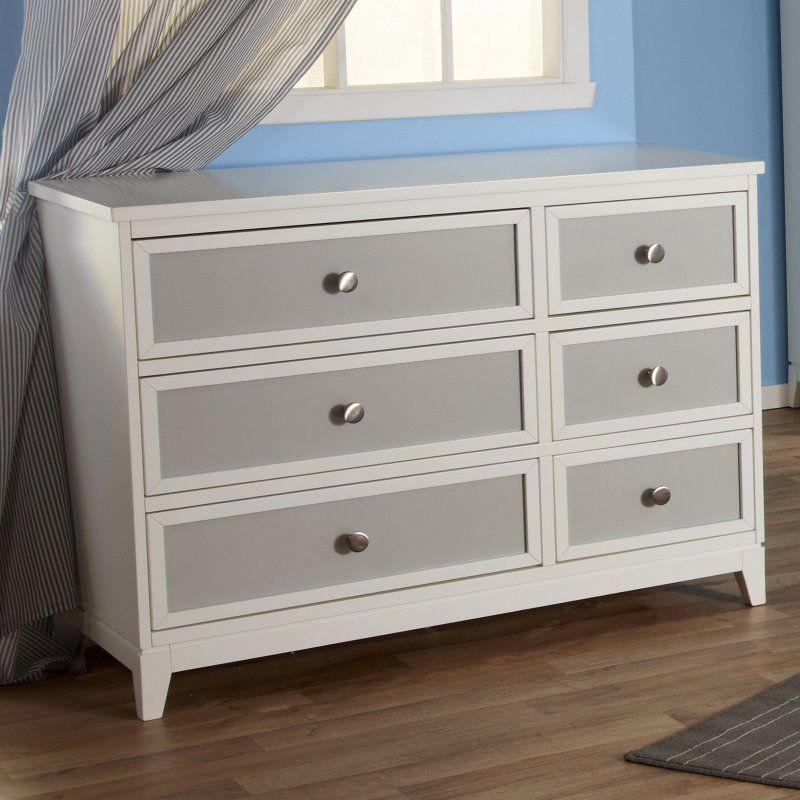 Pali Designs Treviso Double Dresser 1506 Wg Dresser