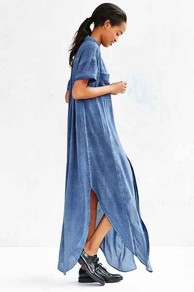 Dressy Denim Dress
