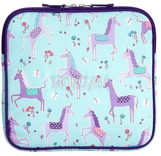 Mackenzie Aqua Purple Unicorn Tablet Case With Images