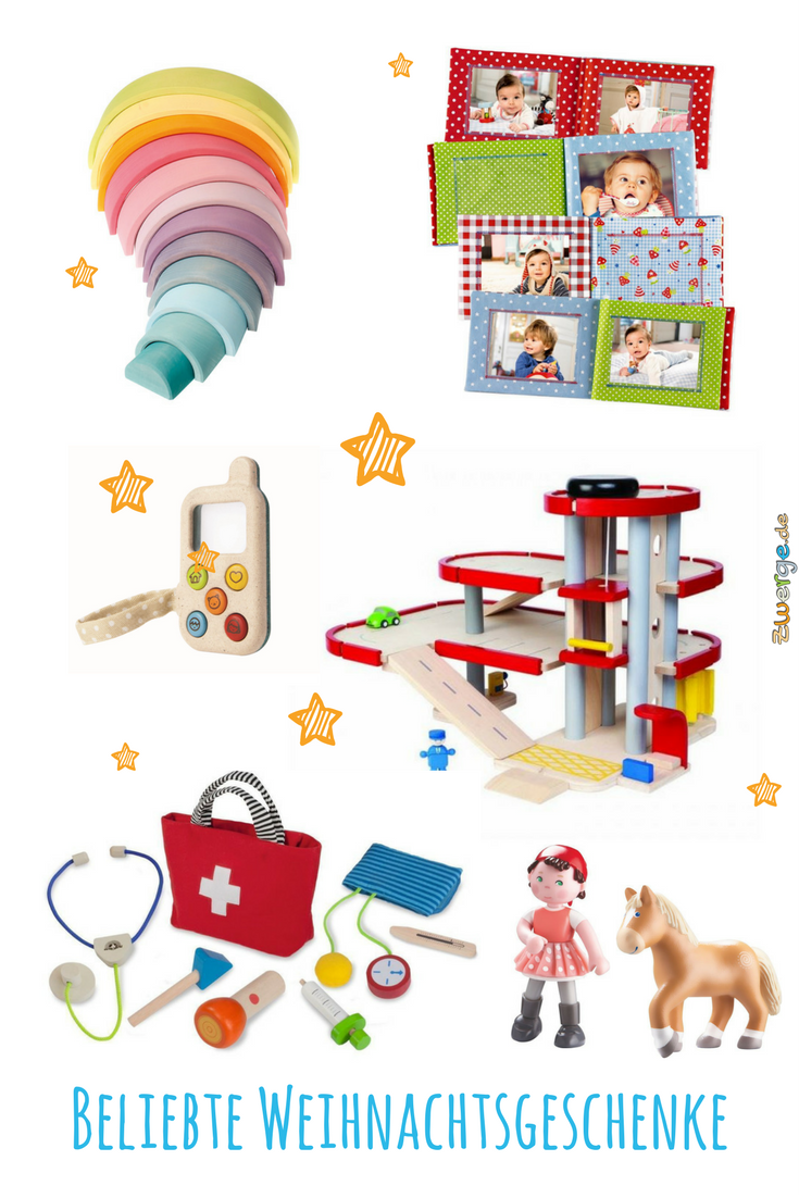 Beliebte und sinnvolle Weihnachtsgeschenke für Kinder. Hoher ...