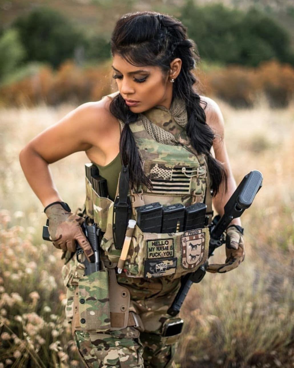 hoplite-operator | Military girl, Military women, Army girl