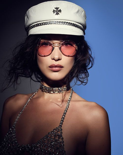 Tout ce qu'il faut savoir sur la collection Chrome Hearts x Bella de Bella Hadid en 2017 | Vogue #Collectibles